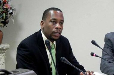 Image: Newly appointed Governor of the Eastern Caribbean Central Bank, Timothy Antoine