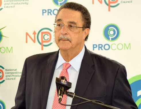 Image: Prime Minister Dr. Kenny Anthony