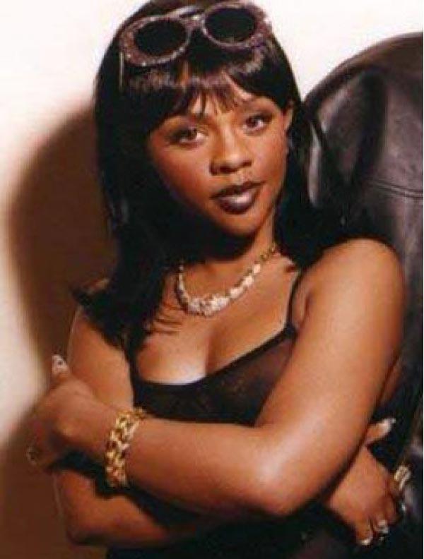Lil Kim before