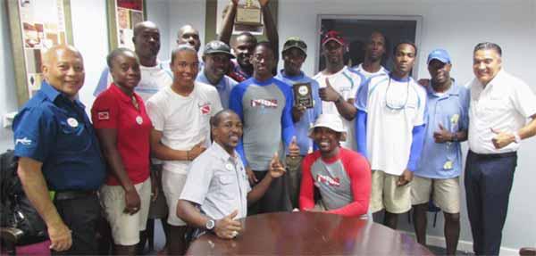 Image: Sandals Grade St. Lucia Aqua Centre Winner 1