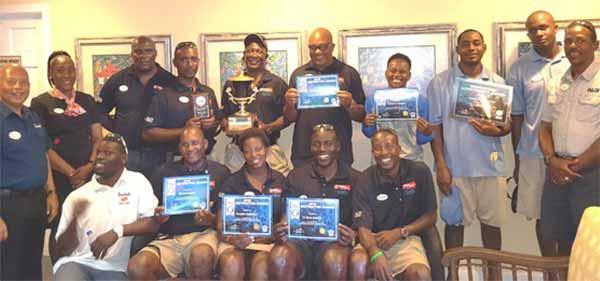 Sandals Grande St. Lucia Aqua Centre Winner 2