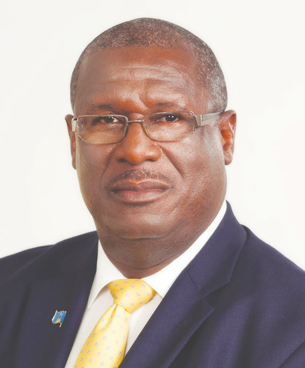 Image: Labour Minister Stephenson King