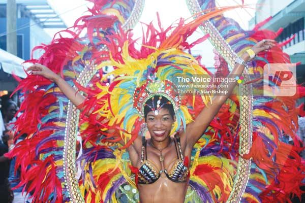 img: The success of this year's Carnival season is already getting a show of hands.