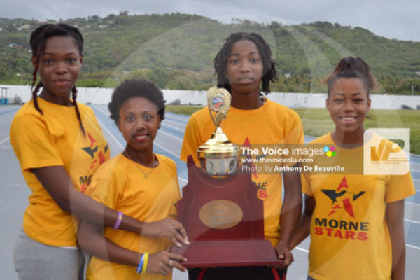 img:Morne Stars women celebrate [PHOTO: Anthony De Beauville]