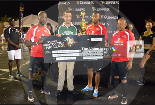 img: 2nd place finisher Trinidad and Tobago Junior Mafia. (PHOTO: Anthony De Beauville)