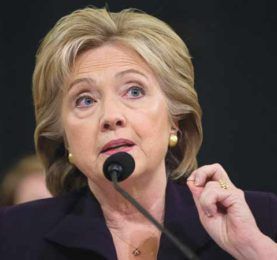 Image of Hillary Clinton