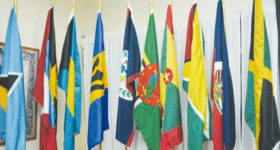 img: The six OECS, 15 CARICOM and 12 Commonwealth Caribbean member-states will be expected to come out of the current 37th CARICOM Summit, under way in Guyana, with plans to address the expected Brexit Caribbean blowout, which offers both challenges and opportunities for new relationships with Britain and the EU.