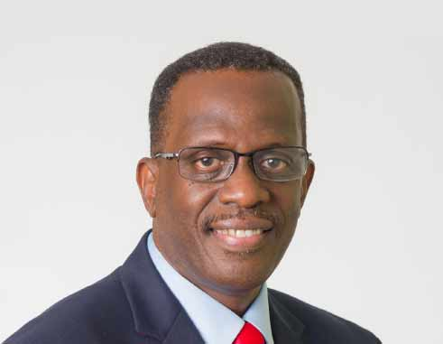 OPPOSITION Leader, Phillip J. Pierre