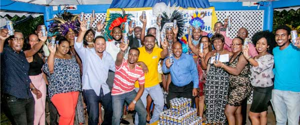 Image: Pition's carnival launch