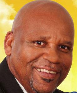 Image of Agriculture Minister Ezechiel Joseph