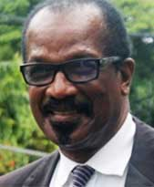 Image of Dr. Velon John