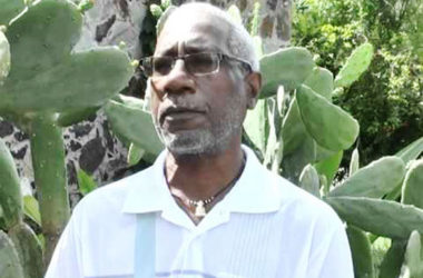 Image of NRC Chairman Earl Bousquet