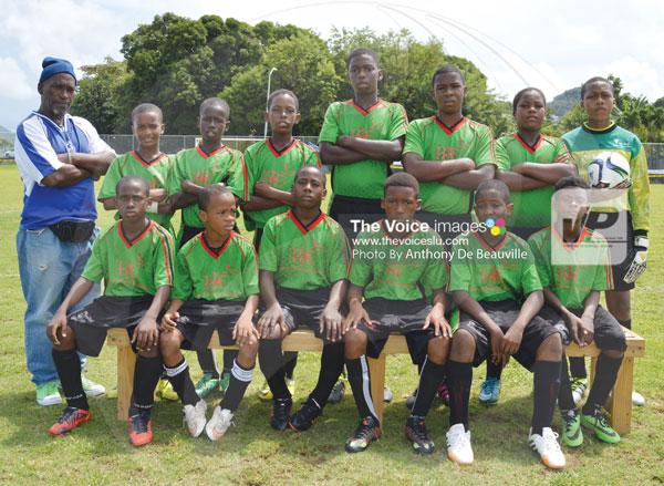 img; VSADC Under-14s (Photo: Anthony De Beauville)