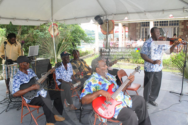 img: The Eastern Folk Band's jam sessions never disappoint in bringing the traditional beats to the people.
