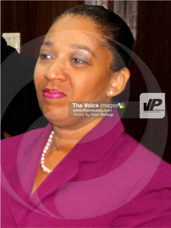 img: Attorney General Kim St. Rose. [PHOTO: Stan Bishop]