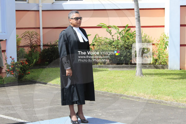 img; Chief Justice Pereira (Photo by Photo Mike)