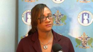 Image of Chief Medical Officer, Dr. Sharon Belmar- George