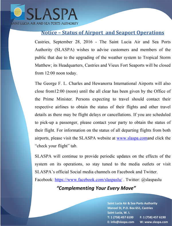updated-notice-closure-of-seaports-and-airports-sept-28-2016-updated-at-11