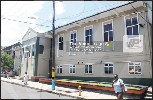 IMG:With the new law year set to open on Tuesday, the reopening of the main court building on Peynier Street in Castries remains in question.