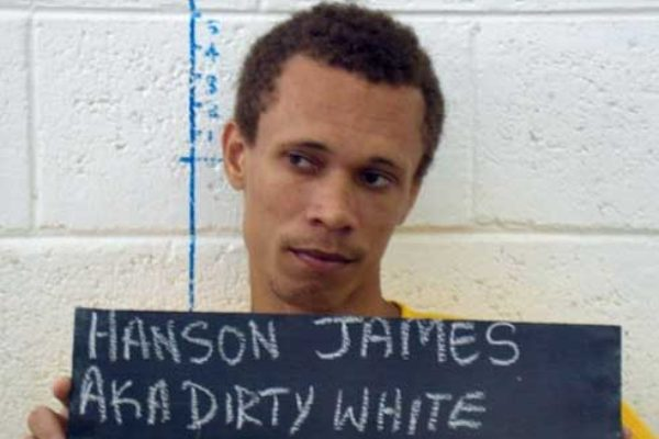 Image of Hanson 'Dirty White' James