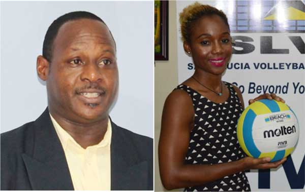 NORCECA: Volleyballer Angry at Non Selection - St  Lucia