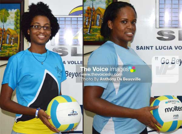 V-BALL ACTION: NORCECA At Pigeon Island This Weekend - St