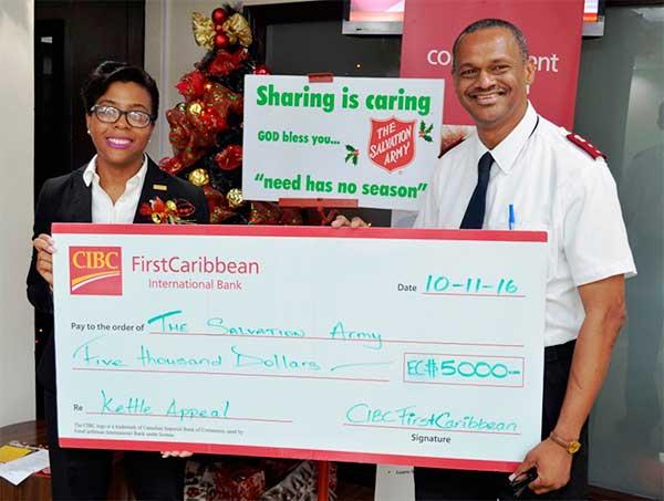 Image: CIBC/FCIB makes Its contribution.