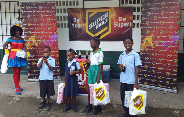 SuperMalt launches two new flavours and kicks off Christmas