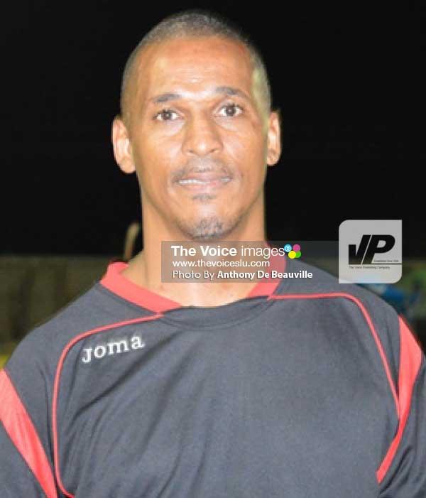 Image of Guy Jn Baptiste (Photo: Anthony De Beauville)
