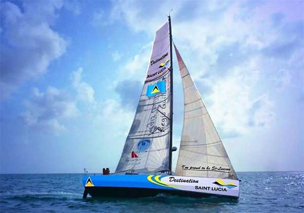 Image: Look out for Destination Saint Lucia in this year's.