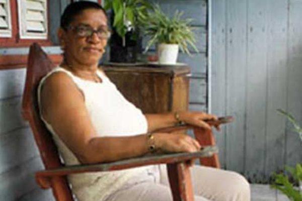 Image: 59-year-old Petrolina Depradine
