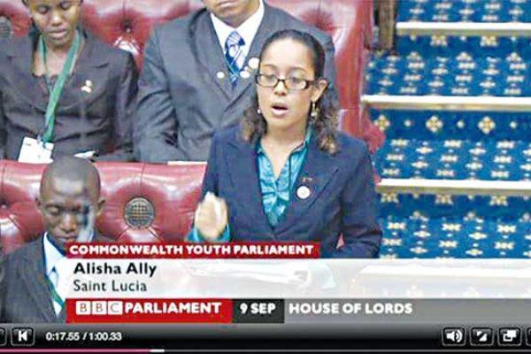 Image of Alisha Ally