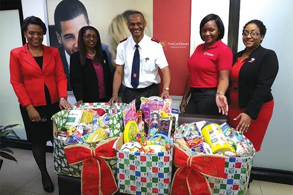 Image: CIBC-FCIB Backs Salvation Army