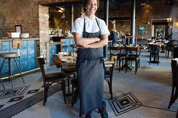 Image of Chef-owner Nina Compton's