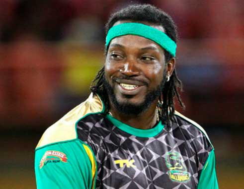 Image of Chris Gayle