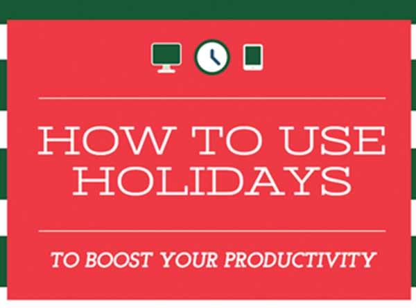 Keep December Productive