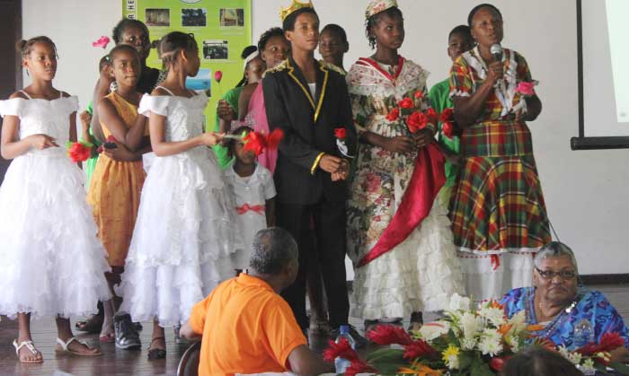 Image: La Rose group at the AGM