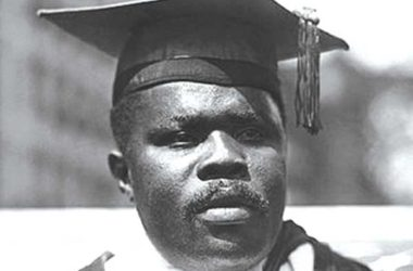 Image of Marcus Mosiah Garvey