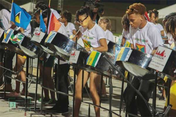 Image of Pantime Steel Orchestra of Laborie.