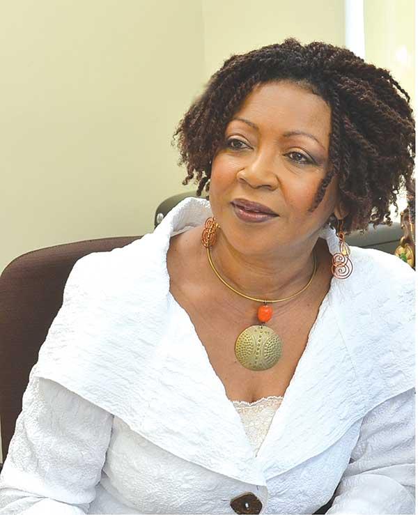 Image of Professor Verene Shepherd