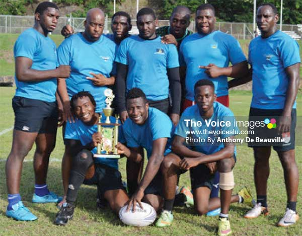 Image: Rogues, National Champions for 2016. (Photo: Anthony De Beauville)