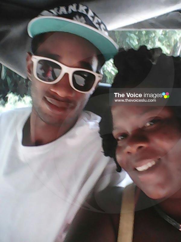 Image of Valence and Joanna.
