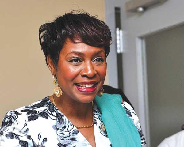 Image of Yvette D. Clarke