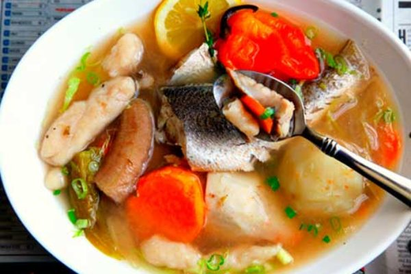Image of Fish Broth