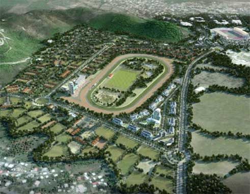 Image: A design of the proposed Pearl of the Caribbean.