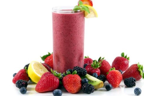 Image of a Fruit Smoothie