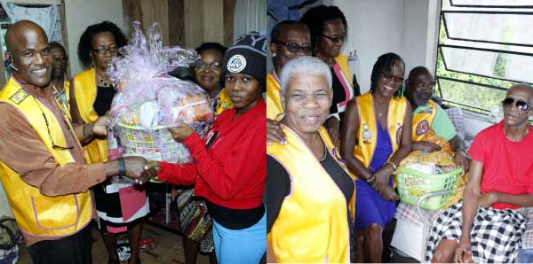 Image: Hampers for the needy