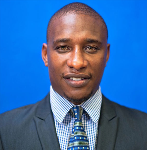 Image: MASL president, Miguel Fevrier. [PHOTO: Bill Mortley]