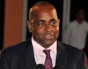 Image of Prime Minister Roosevelt Skerrit