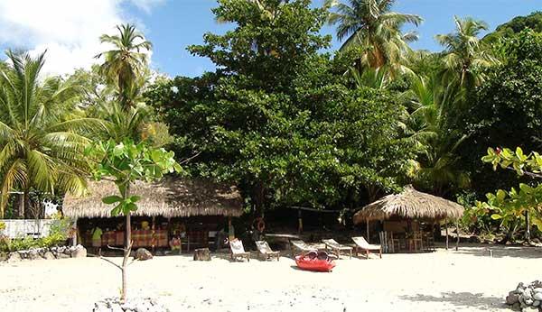 Image: The Carib Beach Bar